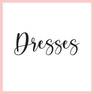 50% OFF Dresses